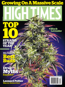 High Times December 2016 Issue